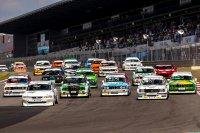 Start race 1 Tourenwagen Classics Nürburgring 2020