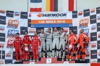 Algemeen podium 2018 Hankook 12H Imola