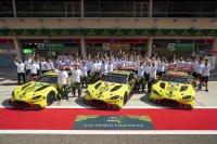 Aston Martin wereldkampioen GTE