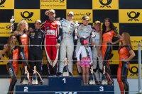 Podium Zandvoort Race 1
