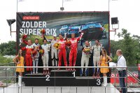 Podium Belcar Endurance Championship 2017