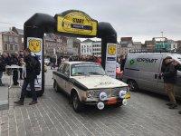 Vanderspinnen - Vanoverschelde - Volvo 142