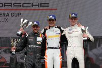 Podium race 2 Zolder