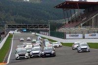 De Ford Fiesta Sprint Cup in Spa