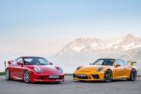 20 jaar Porsche 911 GT3: van de eerste (996.1) tot de laatste (991.2)