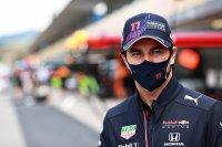 Sergio Perez - #11 Red Bull Racing