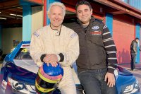 Jacques Villeneuve - Alain Lord Munir (teameigenaar Go Fas Racing)