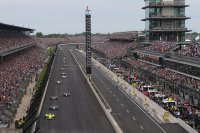 IndyCars @ Indianapolis Motor Speedway