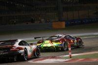 Gevecht in GTE Pro tussen Ferrari en Porsche