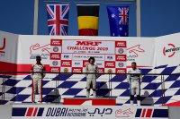 Podium MRF Dubai Race 1