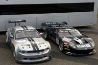 Ford Mustang GT3 & Ford GT3