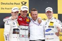 Tom Blomqvist, Nico Müller en Maxime Martin