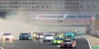 Start Hankook 24H Dubai 2017