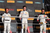 Podium race 1 GT4 Sprint Cup Europe