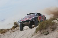 Stephane Peterhansel-Jean-Paul Cottret - Peugeot 2008 DKR