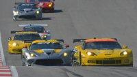 SRT Viper GTS-R vs Corvette C6 ZR1