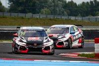 Nestor Girolami - Esteban Guerrieri All-Inkl.Com Honda Civic