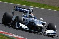 Bertrand Baguette - Nakajima Racing