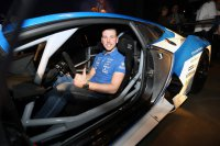 Niels Lagrange - Chrisal Leipert Motorsport - Lamborghini Huracán Super Trofeo