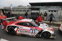 Nissan GT-R GT3 - Nissan GT Academy Team RJN