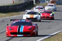 Van Glabeke-Jonkheere - Curbstone Ferrari 458 GT3