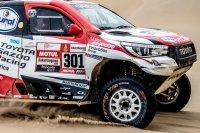 Nasser Al Attiyah-Mathieu Baumel - Toyota Hilux