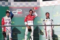 Podium Race 1 GP3