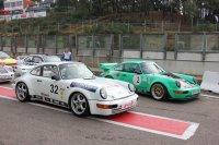 Real Porsches 964 Cup van Moortgat en Paque
