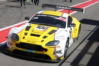 Tim Verbergt/Michaël Schmetz - Brussels Racing Aston Martin Vantage V8