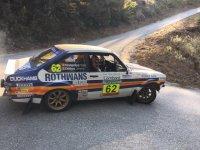 Johnny Delhez/Yves Noleanders - Ford Escort MK2