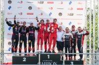 Podium Norma Driver Trophy - Zolder Superprix 2019