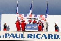 Podium GT Tour te Paul Ricard 2012