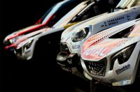 Wagens Dakar Rally 2017