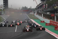 Start hoofdrace Spanje