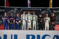 Podium Blancpain GT Endurance Cup Paul Ricard
