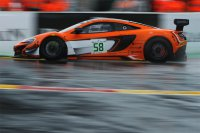 Von Ryan Racing - McLaren 650 S #58