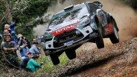Kris Meeke - Citroën DS3 WRC