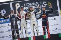 Podium race 2 Monza