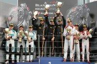 Podium BES Silverstone 2015