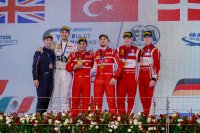 Eindpodium FIA GT Nations Cup