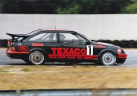 Eggenberger Motorsport - Ford Sierra RS500