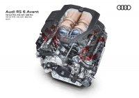 Audi RS 6 Avant 4.0l TFSI V8
