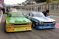Dieter en Wim Kuyl - Ford Capri