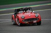 Filip & Wouter Mahieu - Triumph TR3A