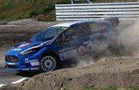 Thomas Bryntesson - Ford Fiesta Supercar