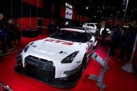 Nissan GTR Nismo GT3 2013 spec.