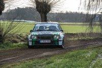 Tom Van Rompuy - Jens Vanoverschelde  -  Opel Ascona 400