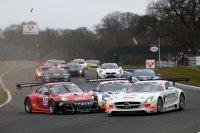 Start British GT Oulton Park 2013