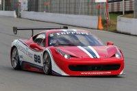 Donald Molenaar/Nico Verdonck (Ferrari 458 Italia GT3)