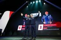 Gabriele Tarquini & Norbert Michelisz (BRC Racing)